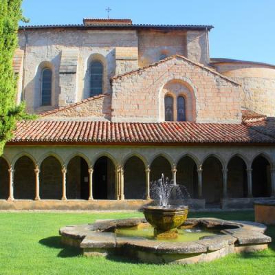 Saint hilaire abbaye 61